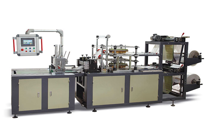 Introduction of Disposable Gloves Machine