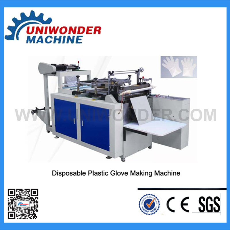 Disposable Glove Making Machine Factory