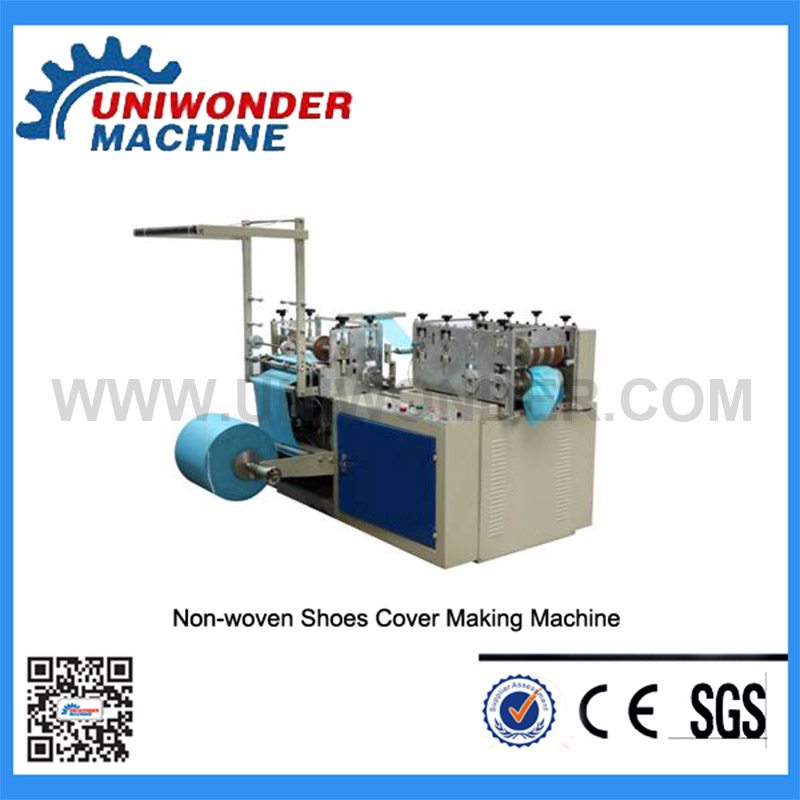 Non Woven Shoes Cover Making Machine