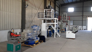 Advanced Technology: Double Layers Disposable Glove Making Machine