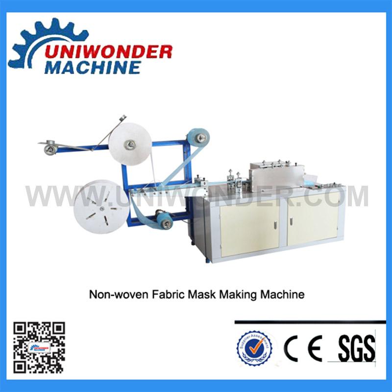 Non-woven Fabric Mask Making Machine
