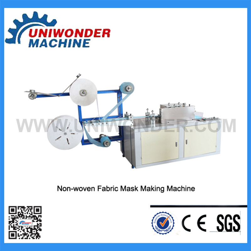 Non-woven Fabric Mask Making Machine