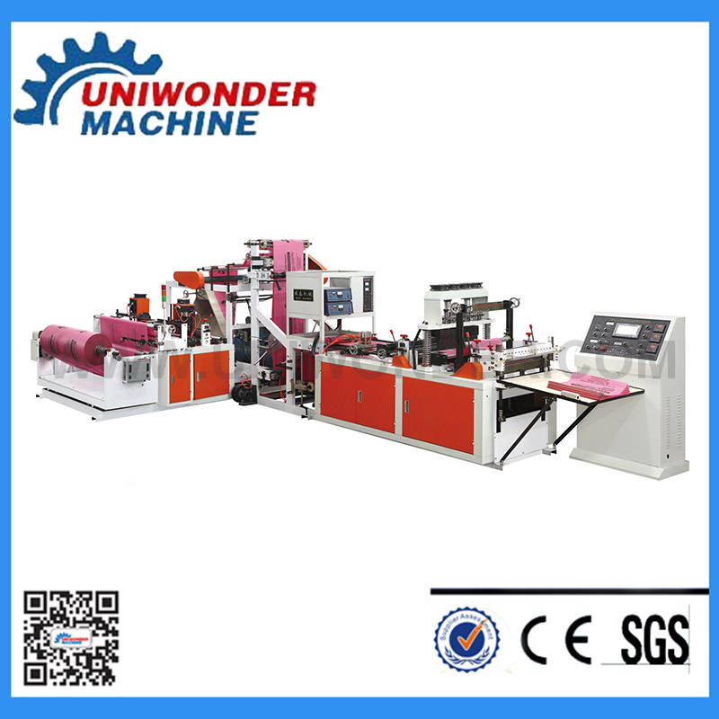 Fully Automatic Non-woven Fabrics Bag Making Machine