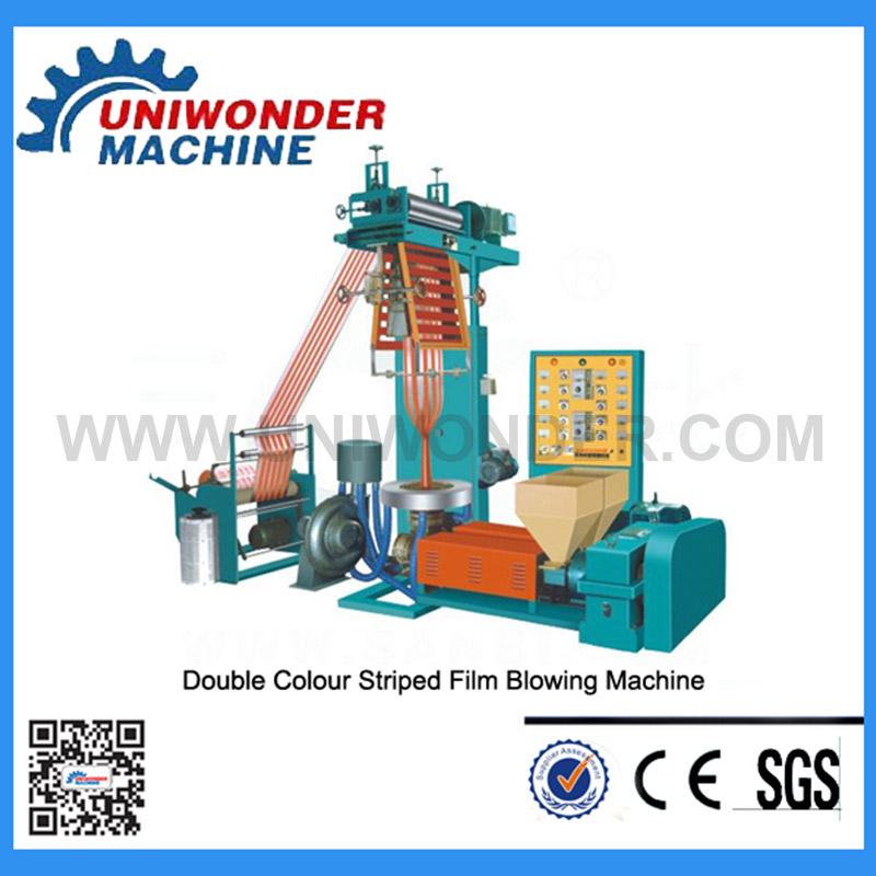 Double Color Film Blowing Machine