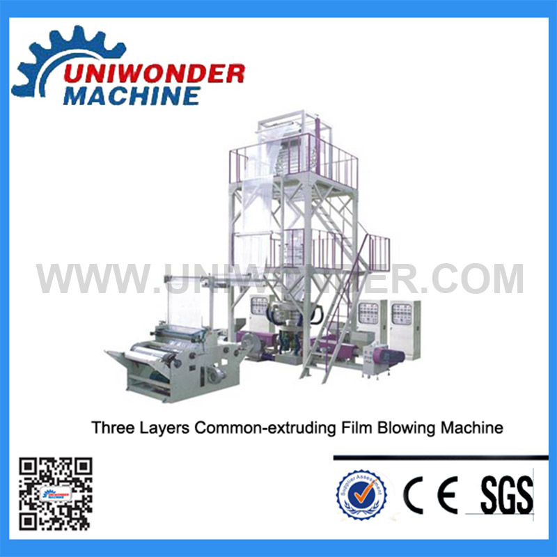 The Film Blowing Machine Delivery to Turkey