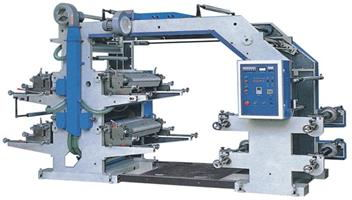 The maintenance of plastic color printing machines
