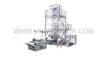 The Bag Film Blowing Machine Is Widely Used