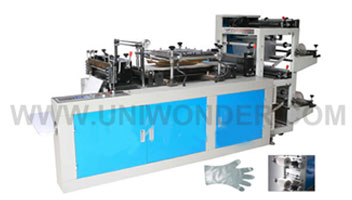 What Are The Advantages Of Automatic Disposable Plastic Glove Making Machine?
