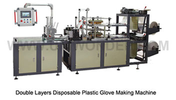 Disposable PE Gloves In Five Major Areas Of Classic Applications