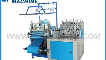 What Are The Characteristics Of Non-woven Shoes Cover Making Machine?