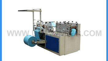 What Are The Characteristics Of Shoes Cover Machine?