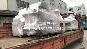 Our Disposable Glove Making Machine Is In The Process Of Delivery