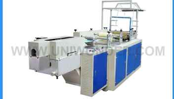 What are the advantages of nonwoven cap making machine?
